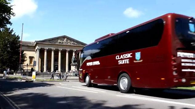 1689008c8b739 Peter Carol Luxury Coach Hire Bristol, Executive Coaches, VIP Coach Hire,  London, School, UK - Peter Carol Luxury Coaches